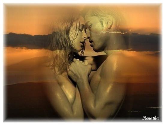 couple romantique le gland